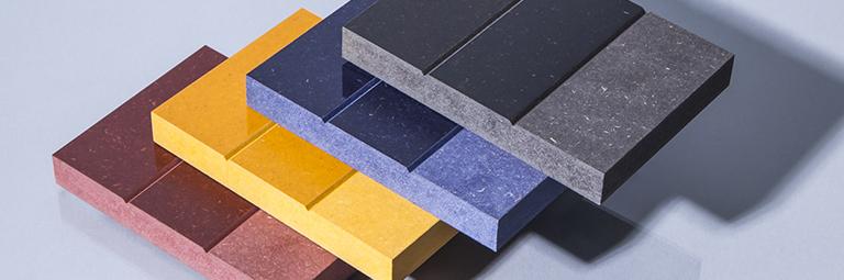 Bekend Informatie over Color MDF | Baars & Bloemhoff MM09