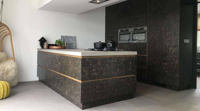 Keuken Design Nieuwegein : Keuken colorvlok