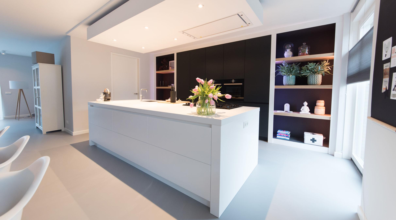 HI-MACS keuken TD Keuken & Interieurs | Baars & Bloemhoff