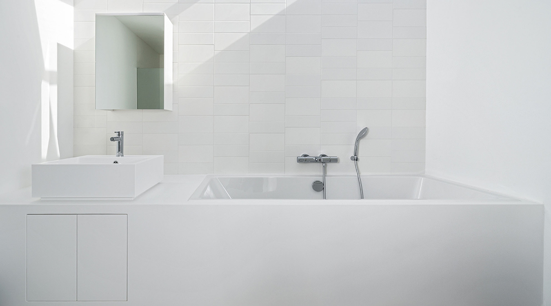 solid surface material hi macs appartement, loft i29 | baars & bloemhoff, Design ideen