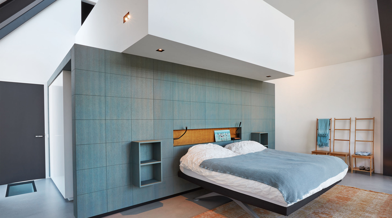Brabantse Villa met custom-made Decospan fineer | Baars & Bloemhoff