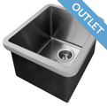 Edgesinks Small Sink PFRE 200 Wasbak product photo
